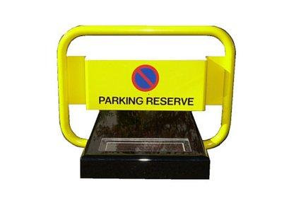 Arceau de parking radiocommandé - Priva Park Solaire